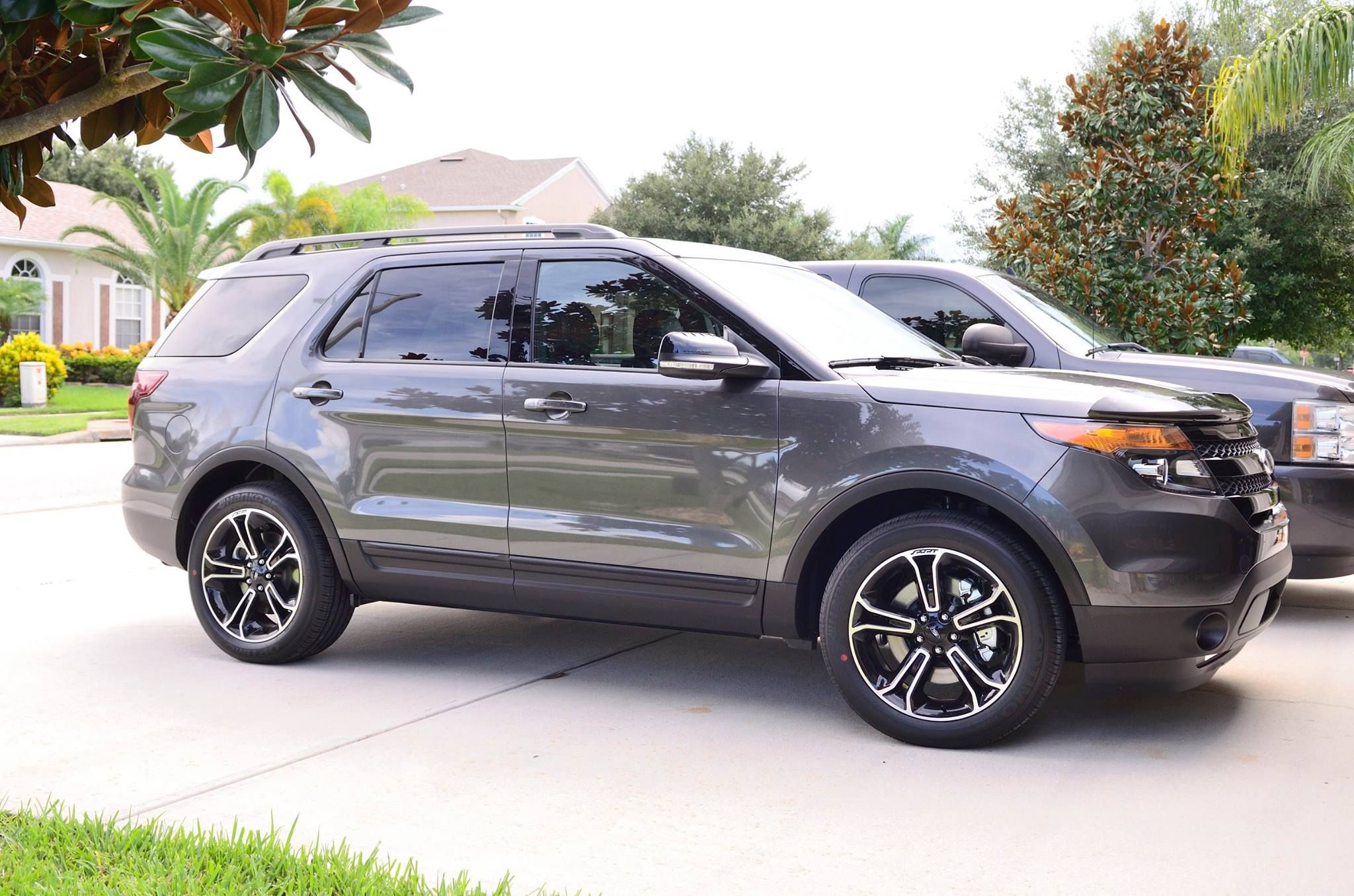 2015 explorer sport wearing magnetic ford explorer and ranger forums serious explorations