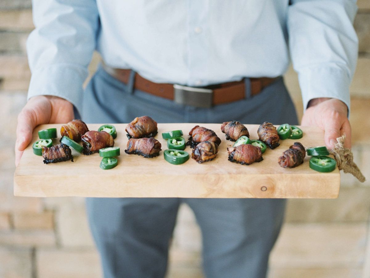Bacon Wrapped Jalapeno Dates - Jessi's Kitchen