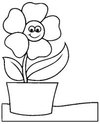 Resultado De Imagem Para Flor Para Colorir Com 5 Petalas Paginas