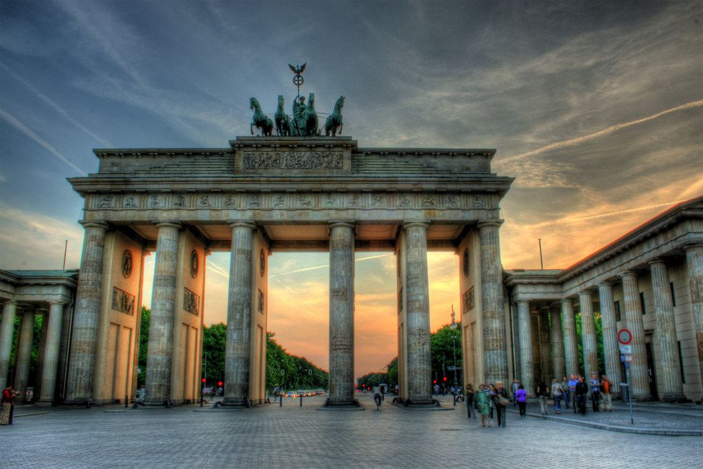 Brandenburger Tor Brandenburg Gate Berlin Hdr Flickr Berlin Brandenburg Gate Germany Tor Brandenburger Amazing Hd In 2020 Places To Visit Places Places To Go