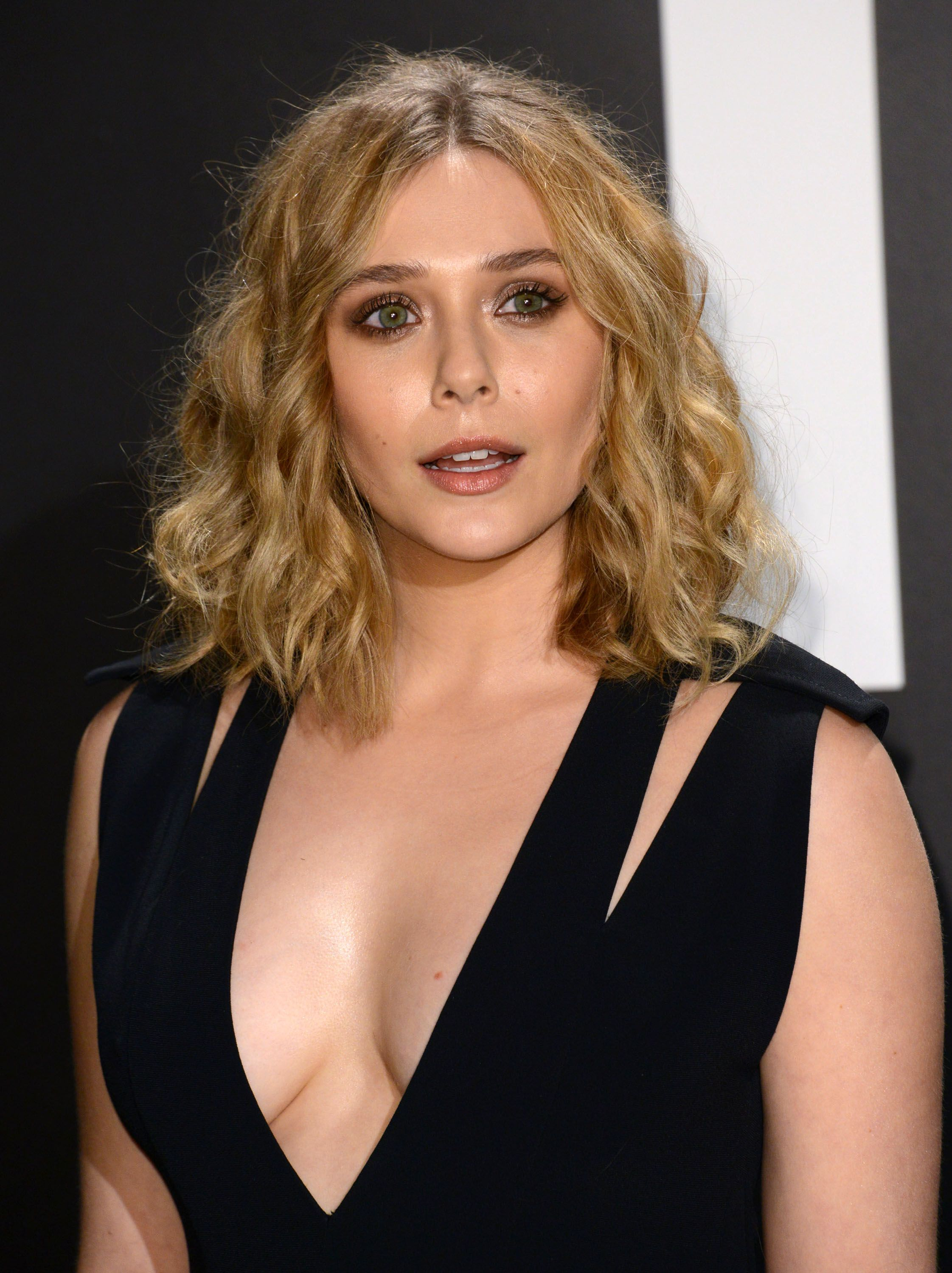 Watch Elizabeth Olsen video
