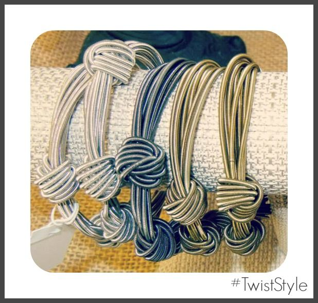 Piano Wire bracelets! Yes, please! | Looks | Pinterest | Pianos ...