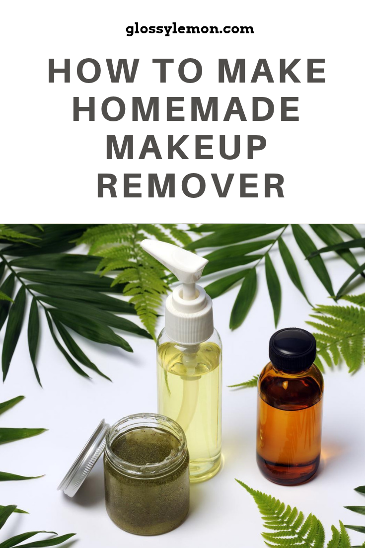 How to Make AllNatural Homemade Makeup Remover Herstel