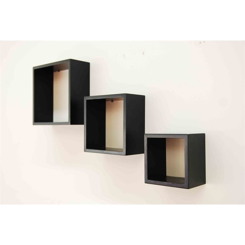 Handy Storage Wall Mount Cubed Storage Unit I N 2580876