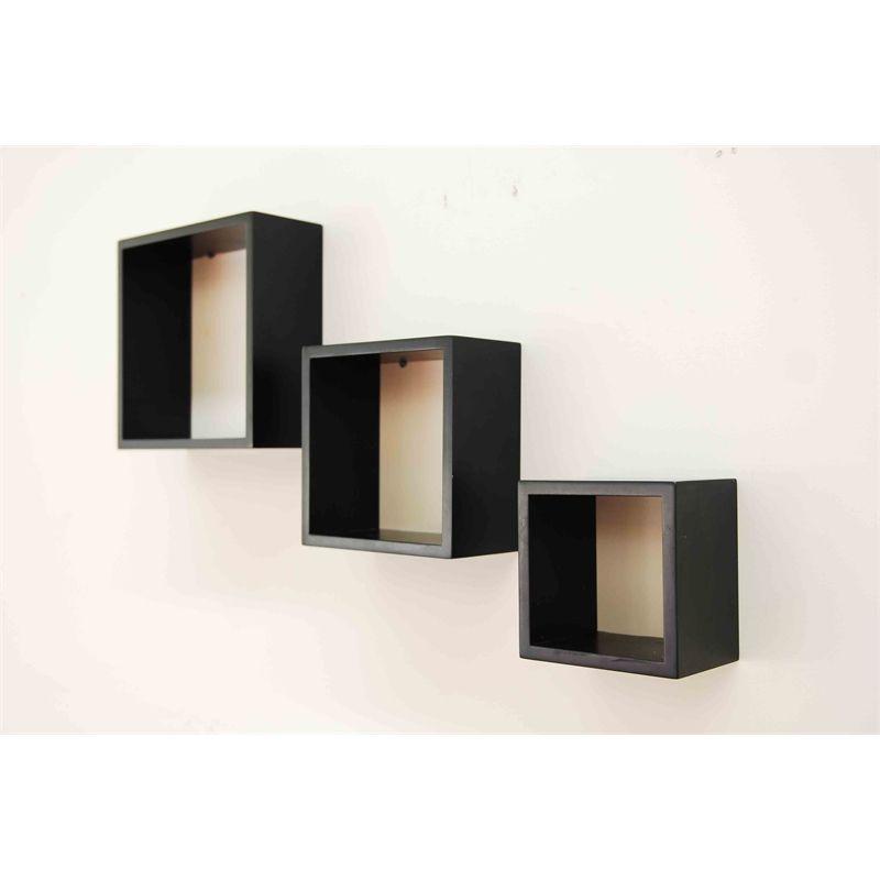 Handy Storage Wall Mount Cubed Storage Unit IN 2580876