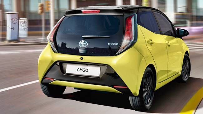 2018 Toyota Aygo With Images Toyota Aygo Toyota New Cars