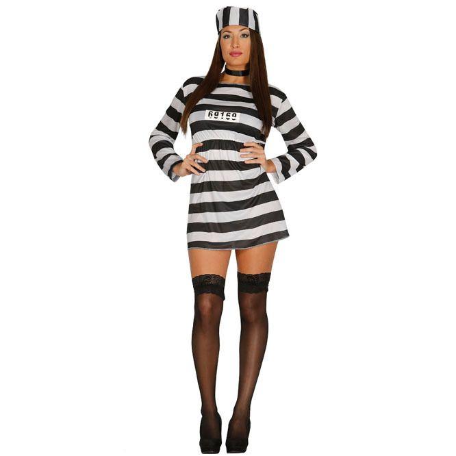 4930856289 Disfraz de Presa para mujer