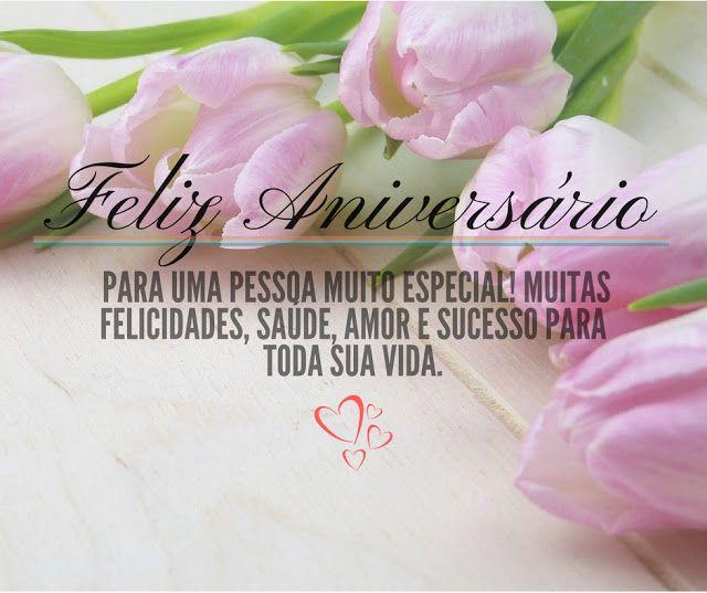 Feliz Aniversario Para Uma Pessoa Muito Especial Feliz