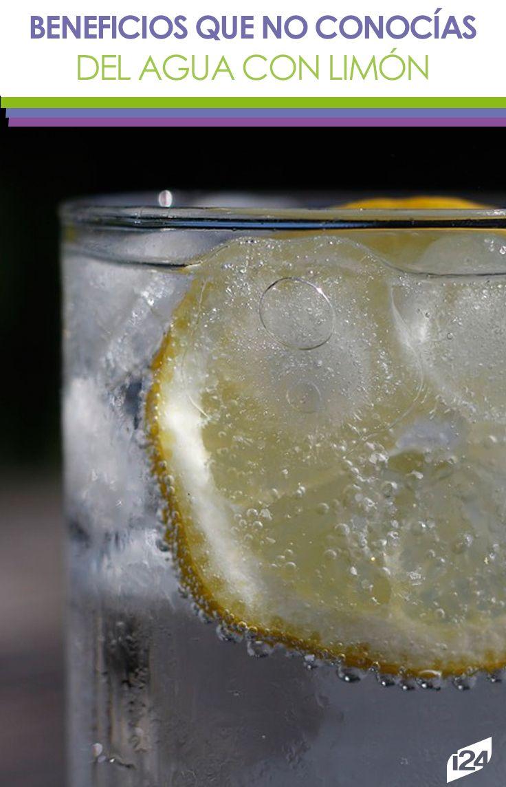 No solo sirve para adelgazar, puede ayudar tu salud #limón #bebida #curiosidades