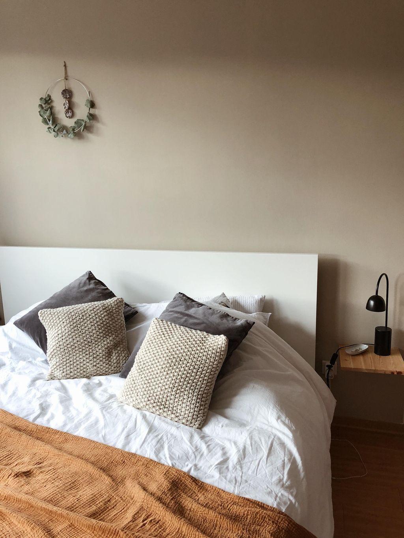 Was Eine Neue Wandfarbe Alles Ausmacht Bedroom Wandfarbe Schlafzimmer Farben Schlafzimmer Ideen