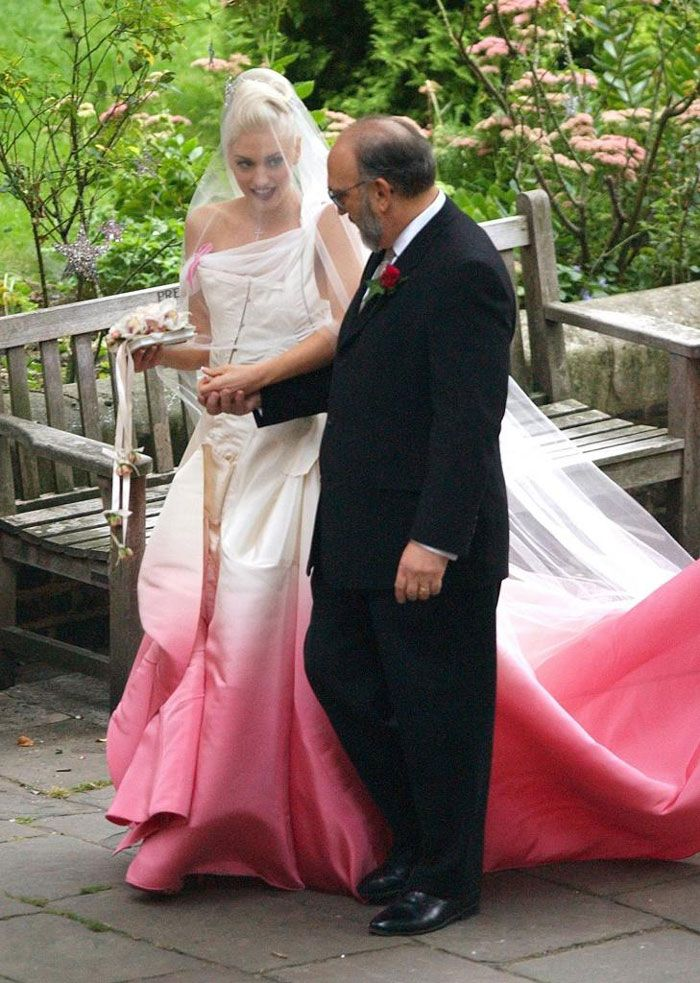 19 Of The Most Spectacular Celebrity Wedding Dresses