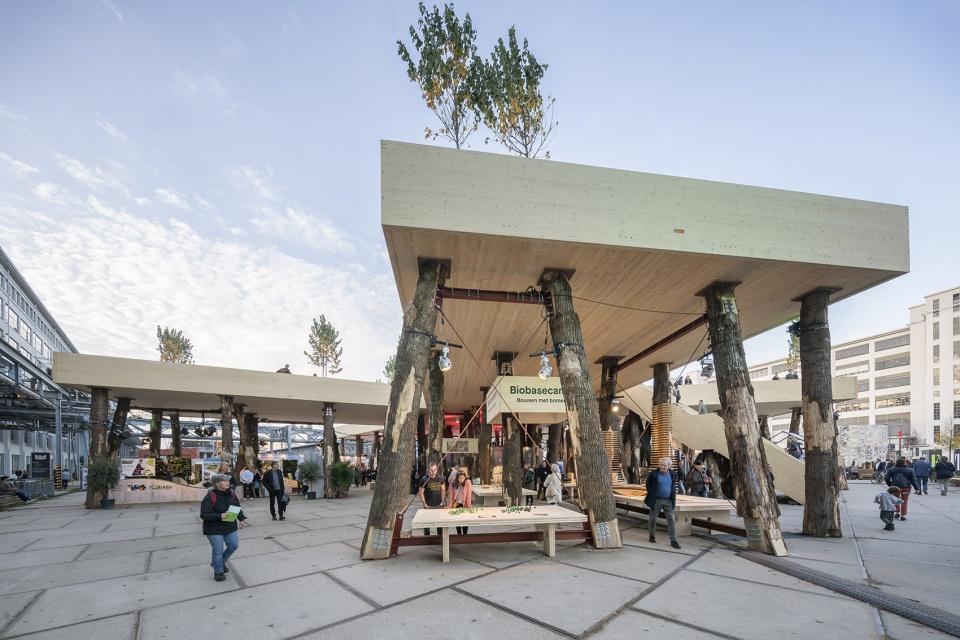 Biobasecamp On Dutch Design Week 2019 By Studio Marco Vermeulen 谷德设计网