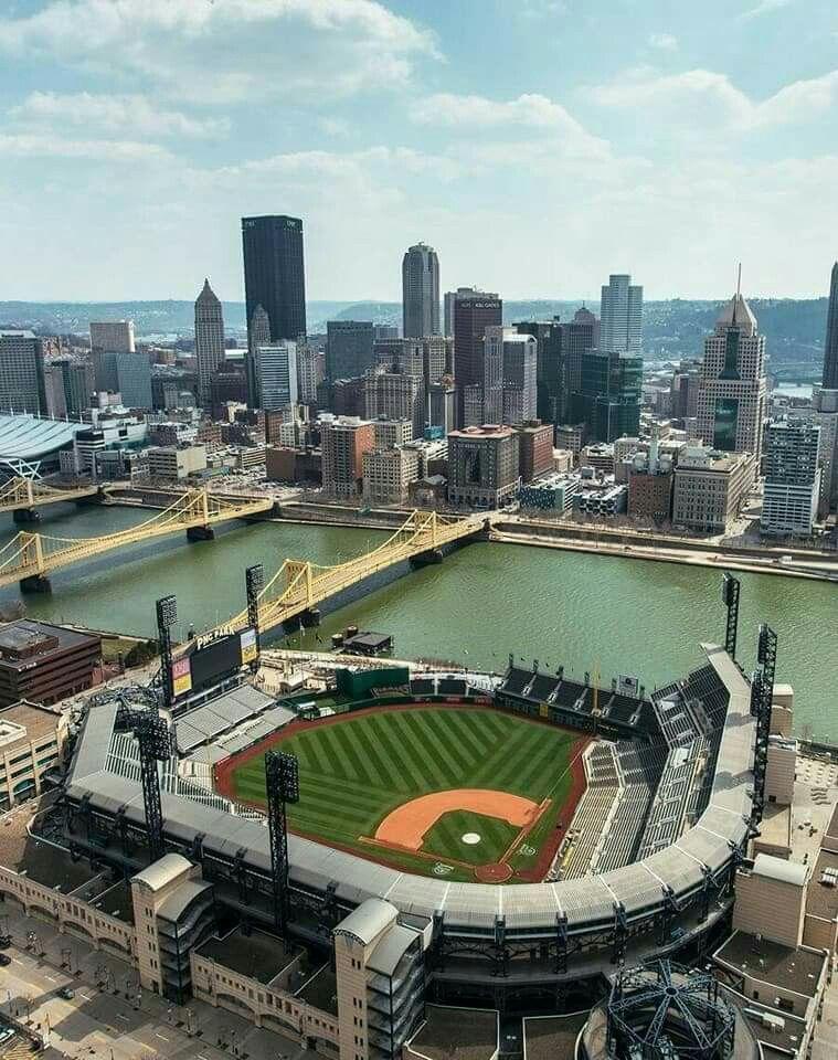 Pin By Maria Cain On American Pie Baseball Park Pittsburgh City Baseball Stadium