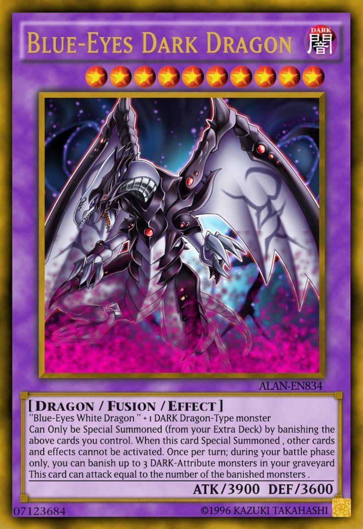 BlueEyes Dark Dragon by on
