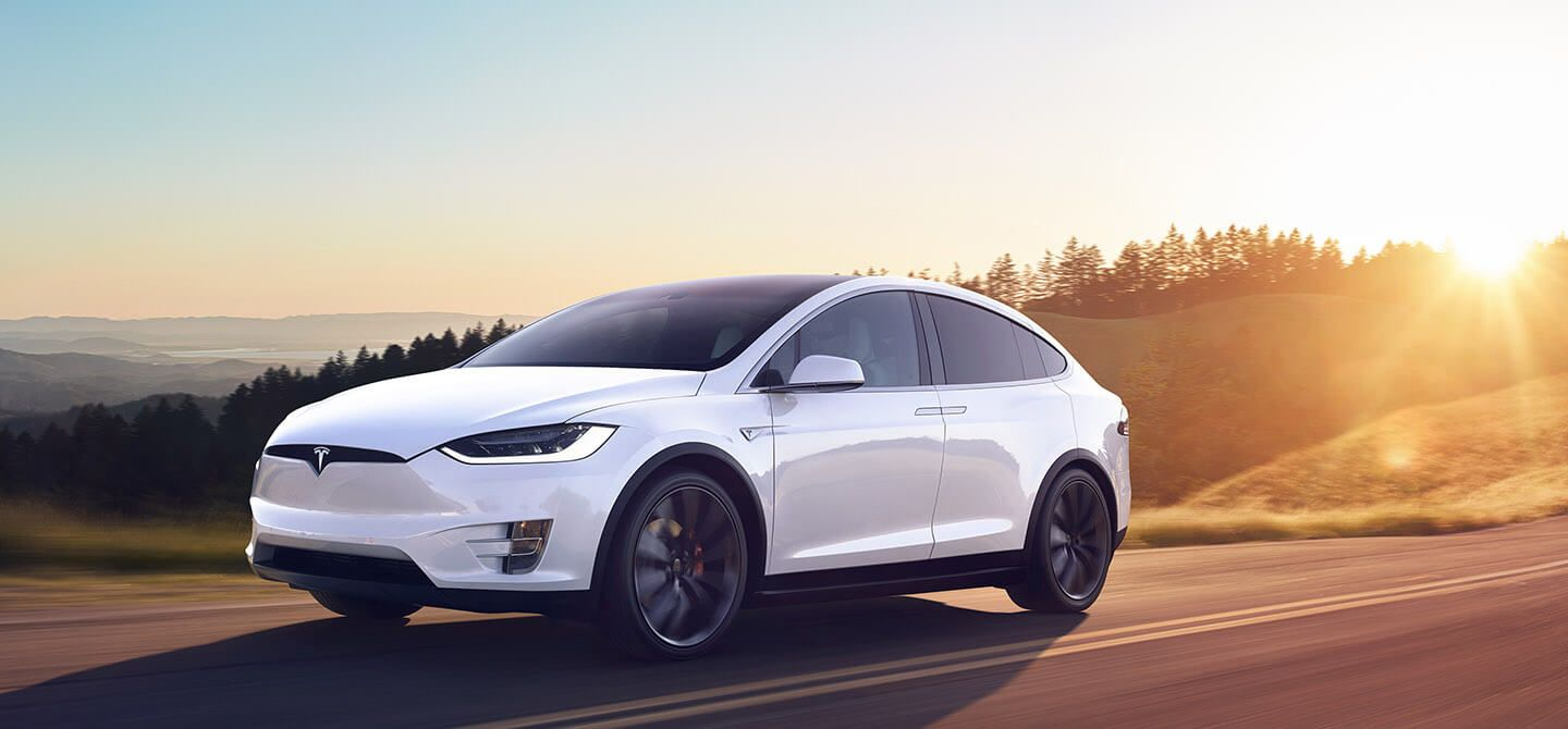 Image result for pictures of tesla model x