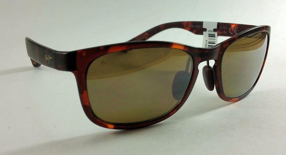 39122d6d5c Maui Jim MJ 431-10M Women's sunglasses brown front street color Polarized # MauiJim #Sport