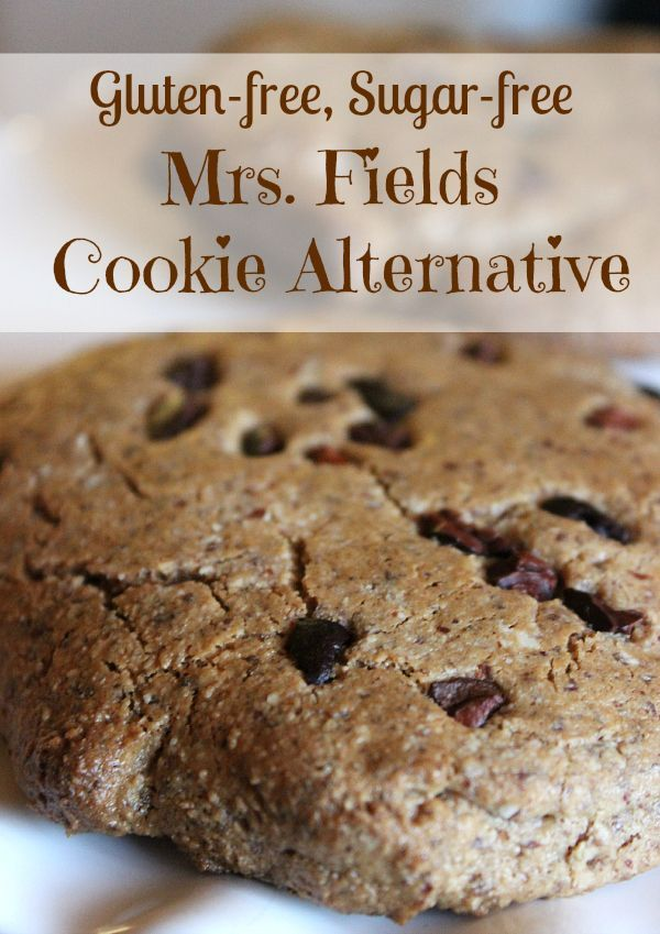 This gluten-free (and grain-free) cookie recipe is a real ...
