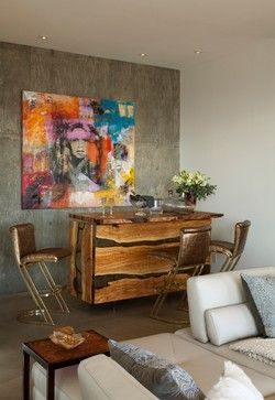Bar Design In Living Room Fair Sonoma Contemporary Estate Contemporary Living Room  Inspiring Inspiration