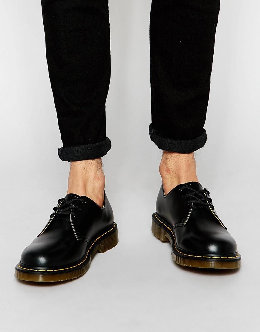 Dr Martens | Dr Martens Original 3Eye Shoes 11838002 at ASOS