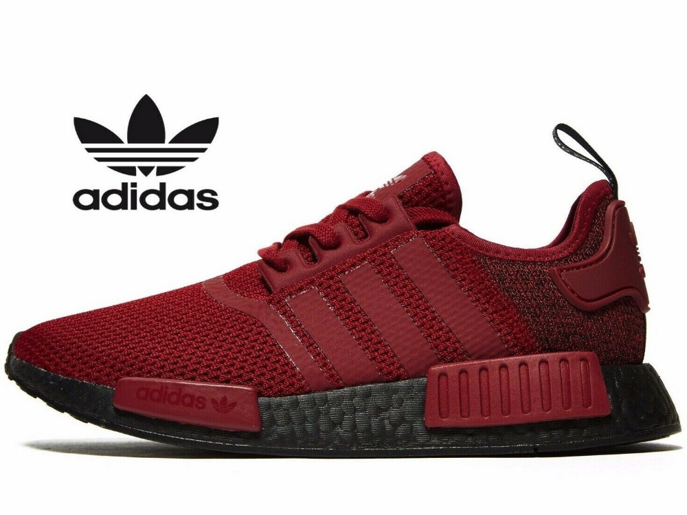 🔥 2019 Adidas Originals NMD R1 ® ( Men