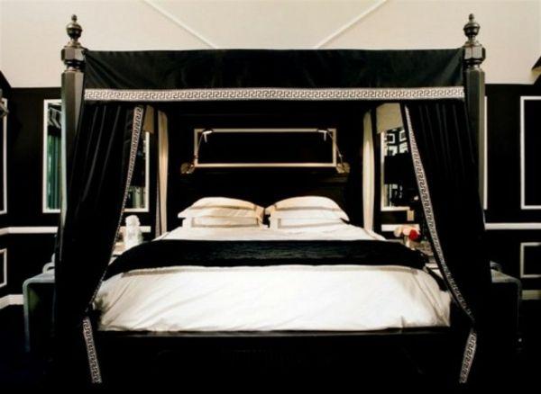 Impressionnant Déco Pour Chambre à Coucher Adulte U2013 Style Gotique   Chambre  à Coucher