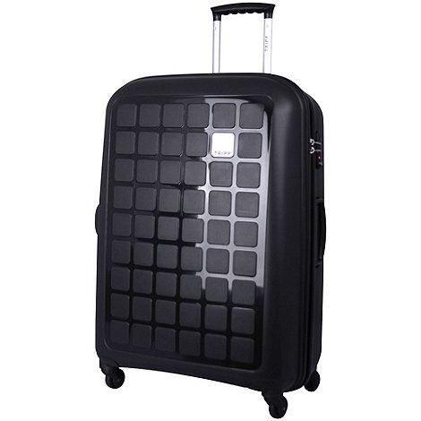Tripp Holiday 4 4-Wheel Large Suitcase Black- at Debenhams.com ...