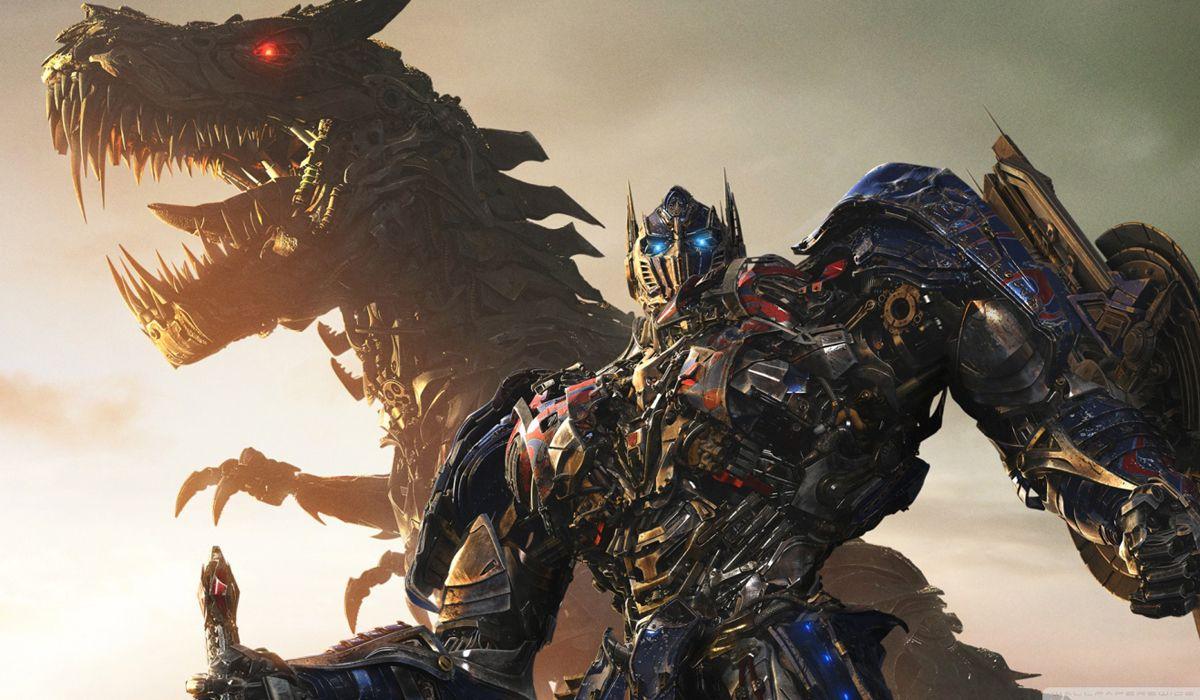 Grimlock- el líder de los #Dinobots junto a Optimus Prime, el líder de los #Autobots