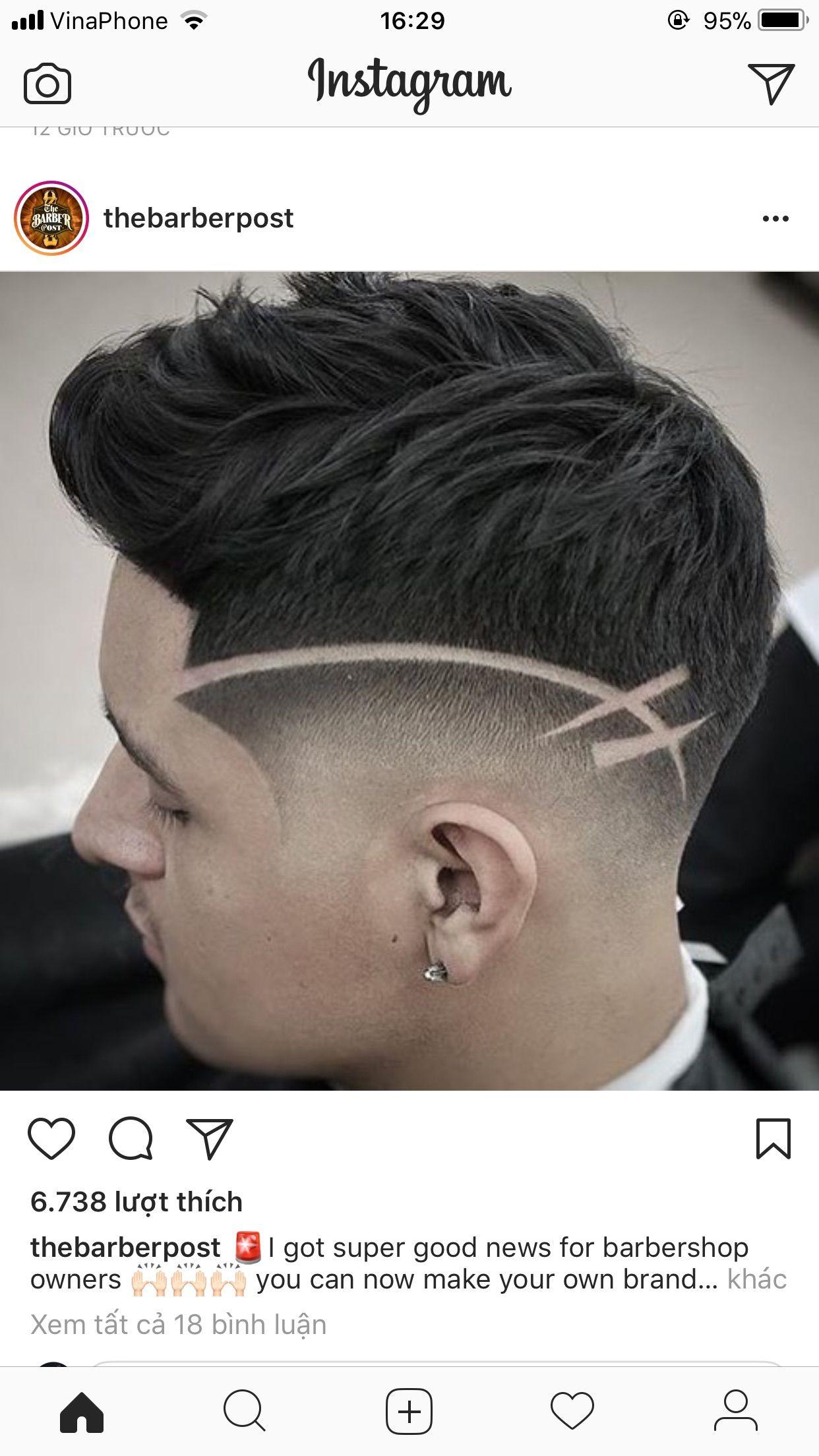 Desenho Man Haircut Em 2019 Cabelo Raspado Listras No