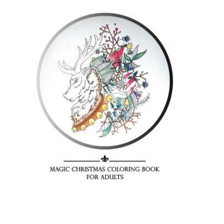 Magic Christmas Coloring Book BooksWalmart