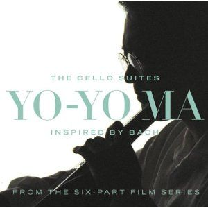 Yo-Yo Ma - Inspired by Bach the cello suites remastered