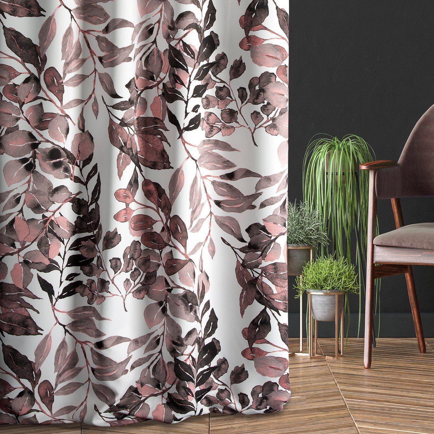 Szycie Zaslon Na Wymiar Kalkulator Szycia Zaslon On Line Eurofirany Com Pl Printed Shower Curtain Curtains Home