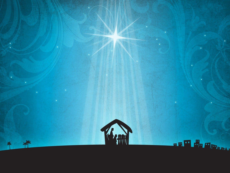 Outdoor Christmas Nativity Scene HD Desktop Wallpaper Widescreen 1500x1125 Wallpapers