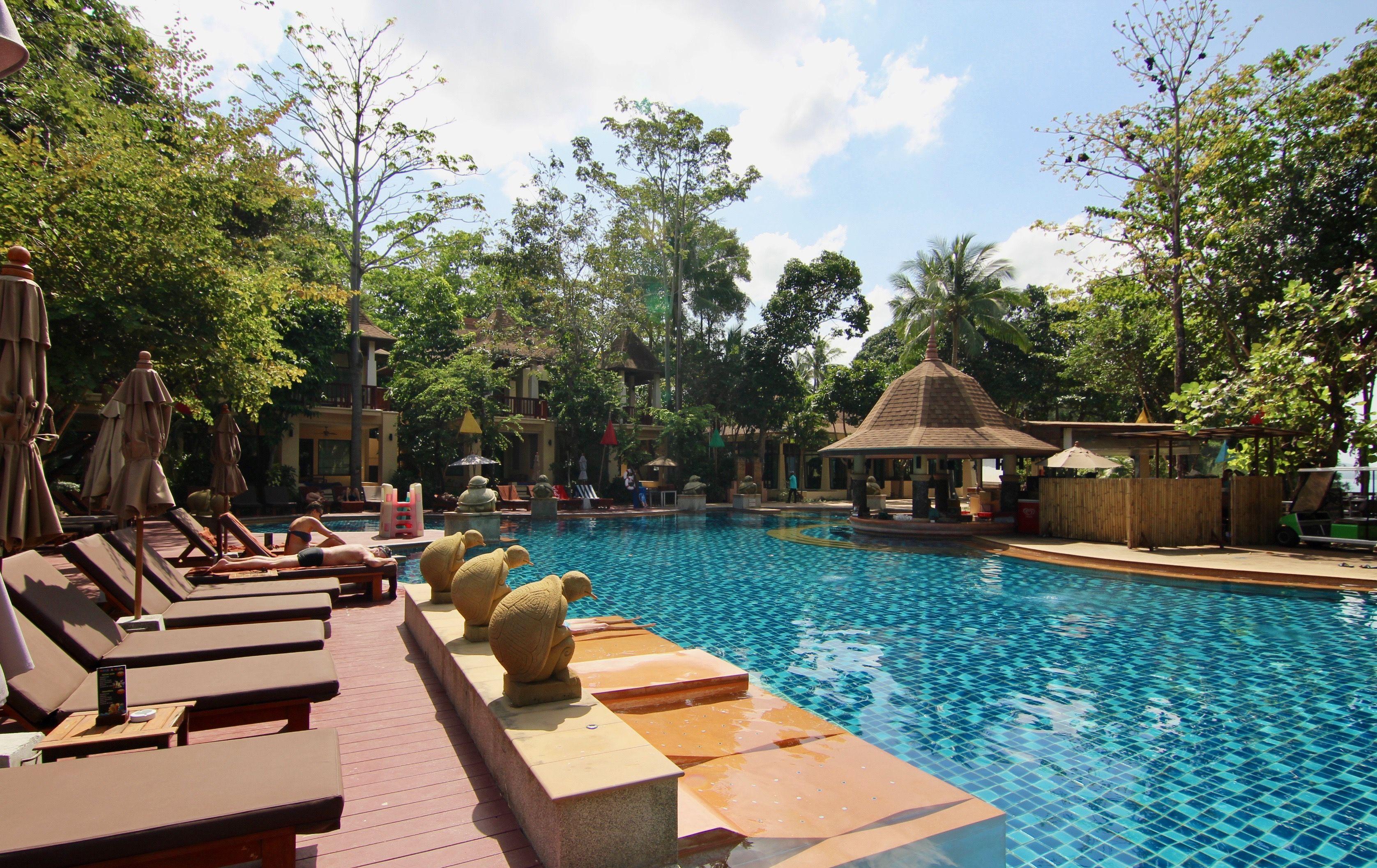 Ko Lanta Top Hotels Crown Lanta Pool Koh lanta, Resort
