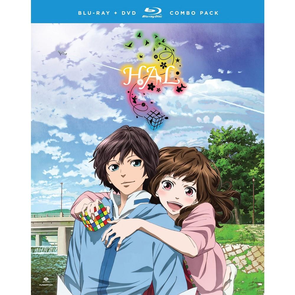 Hal The Movie (Bluray) Anime films, Anime dubbed