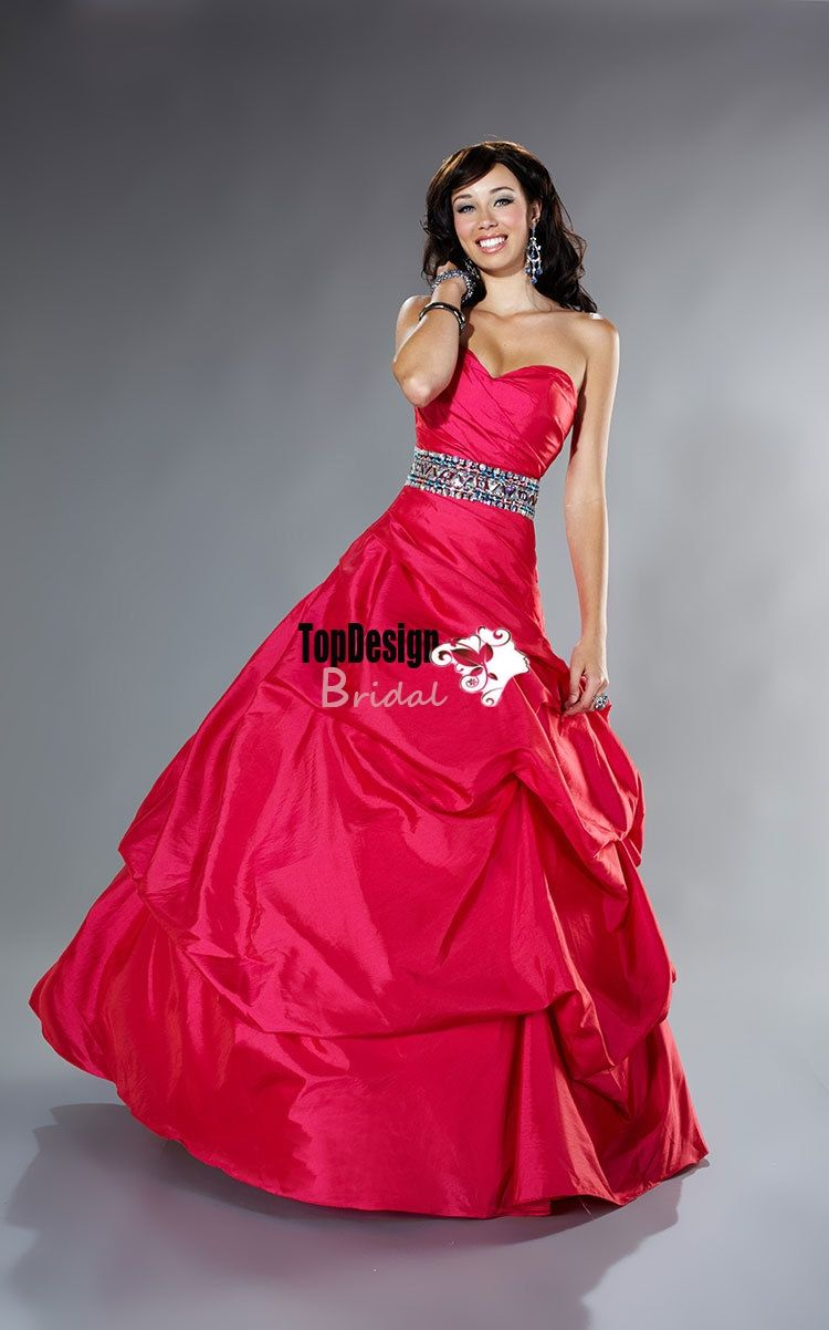 Wholesale vestido de festa Sweet 15 dress free shipping beading red quinceanera dresses 16848
