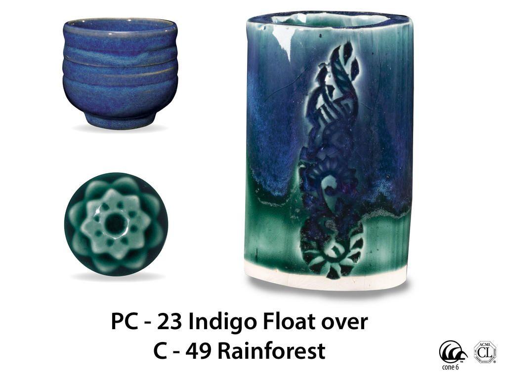 PC-23 Indigo Float