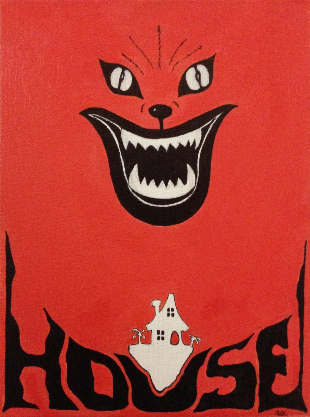 Uncle J Diamondd's Horror Movie in 2020