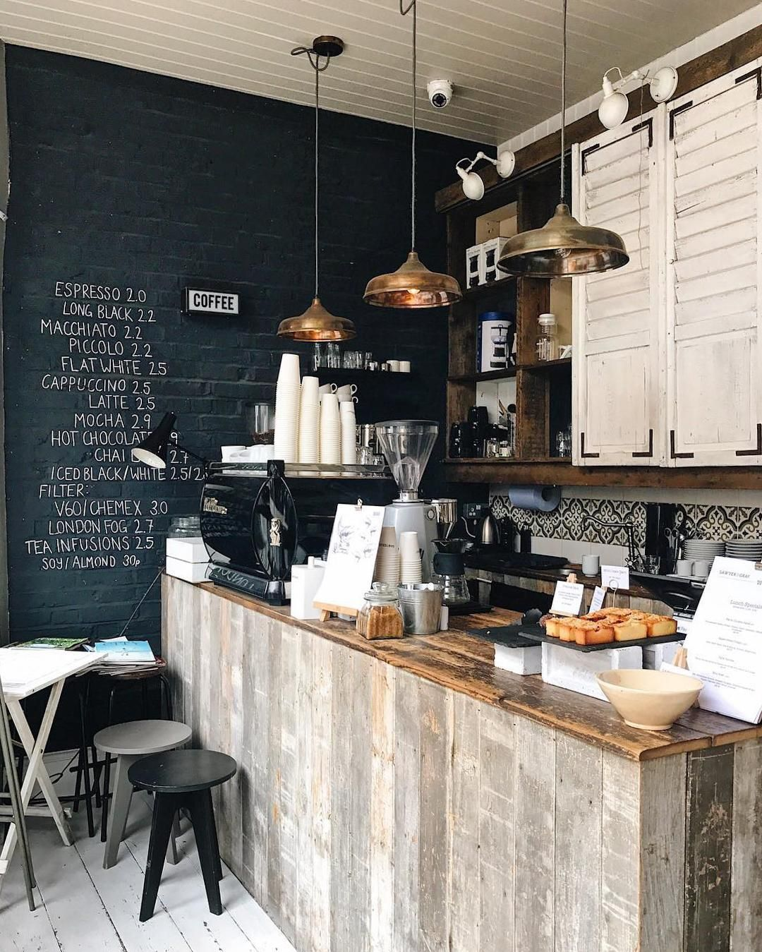25 Of London S Most Buzz Worthy Coffee Shops Coffee Shop Coffee Shop Design London Coffee Shop