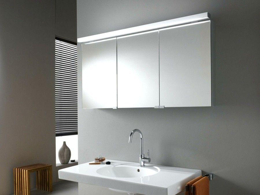 Der ideale Spiegelschrank fürs Badezimmer Interiors