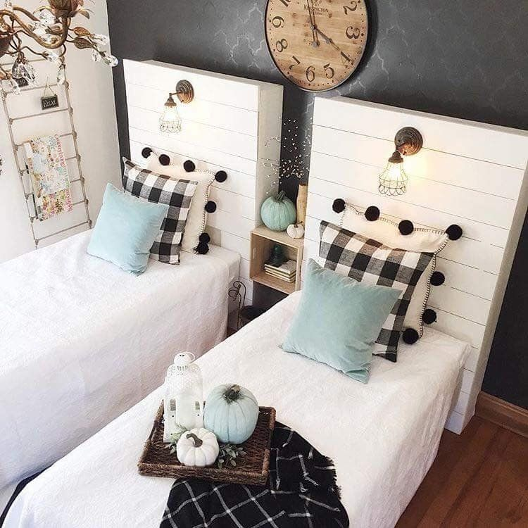 Use Buffalo Check To Create A Warm And Cozy Feeling In Your Home