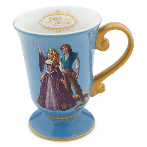 Rapunzel and Flynn Mug - Disney Fairytale Designer ...