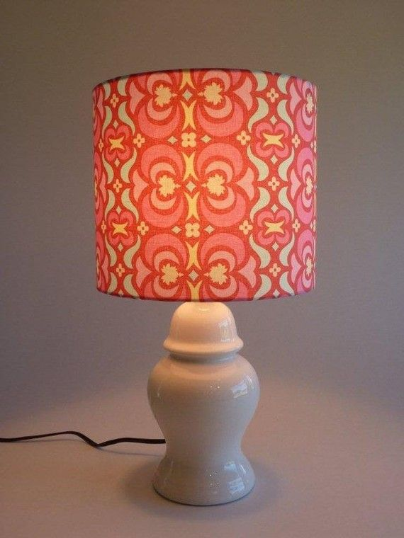 Funky lampshade for kiddos pinterest funky lamp shades funky funky lampshade aloadofball Images