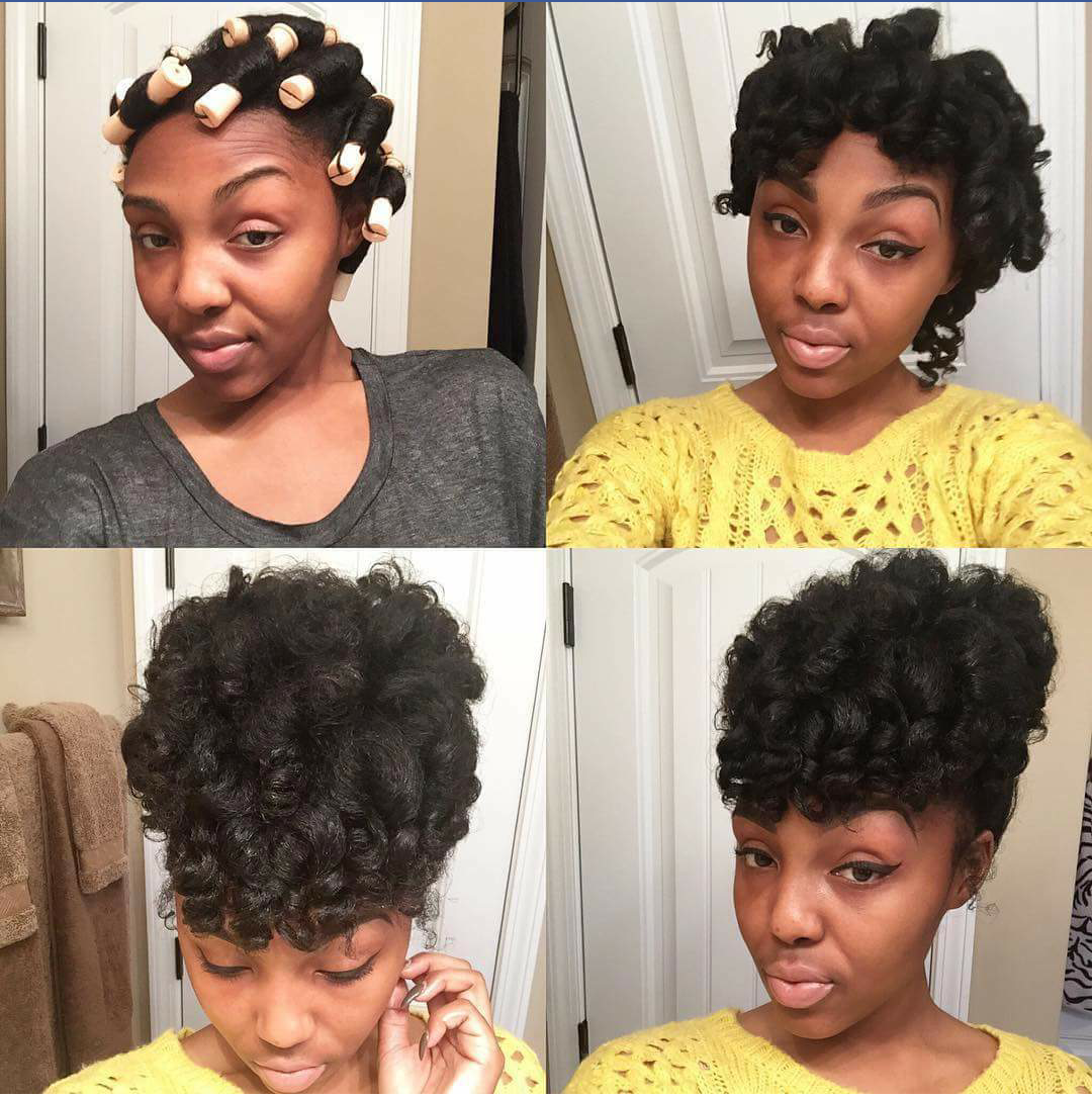 hairstyle   African american hairstyles, Natural ...