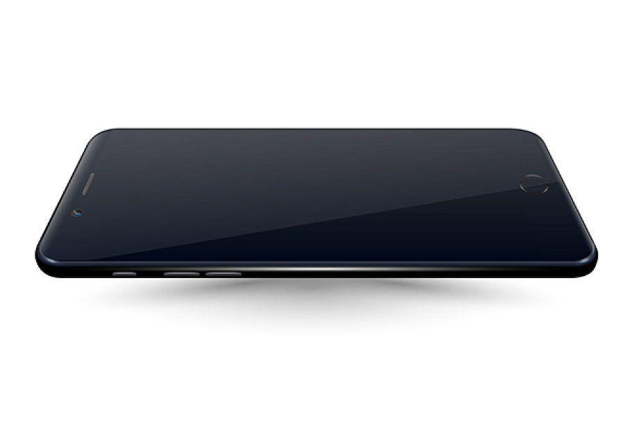 Download Iphone 7 Mockup Jet Black Iphone 7 Jet Black Iphone Iphone 7