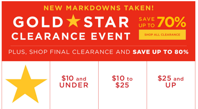 bab4a283a8 extra 20% off junior + kids clearance + 10% off NCAA Merchandise ...