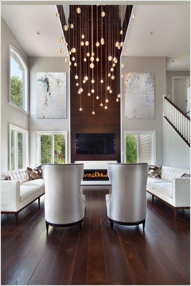 Contemporary Transitional Living Room Design Home Decor New Interior Design