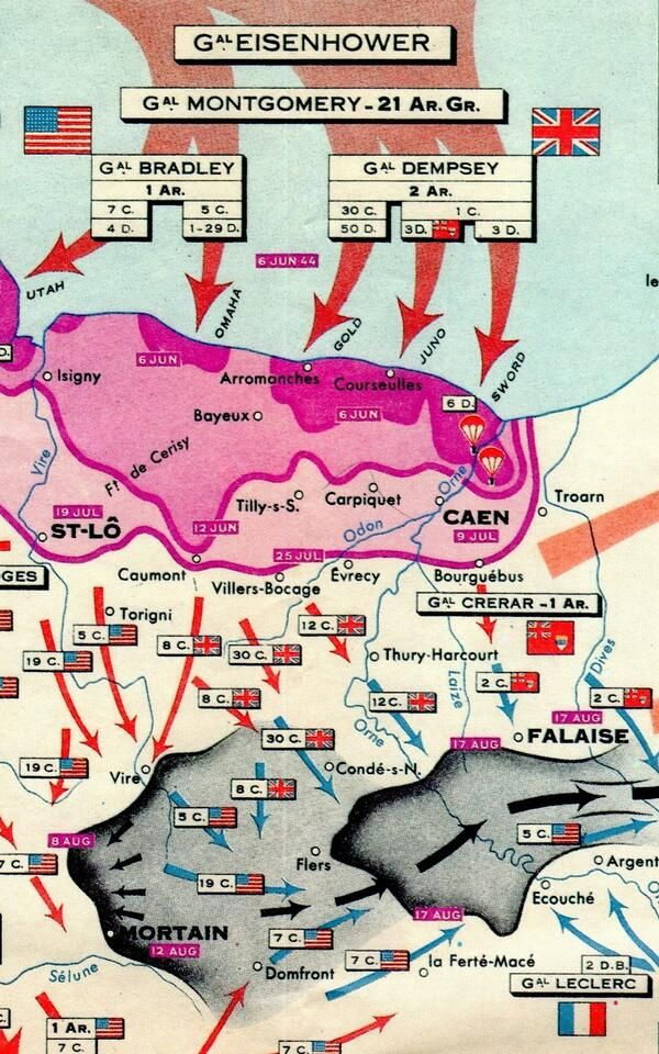 Karta Europa Andra Varldskriget.Margotswift On Normandie Ww2 Geografi Y Frankrike