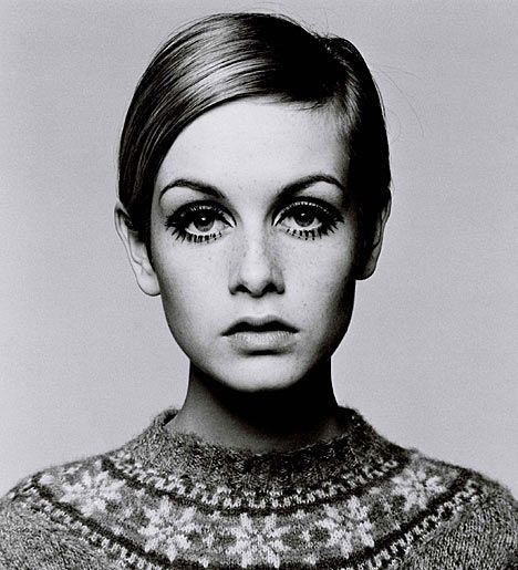 iconic twiggy