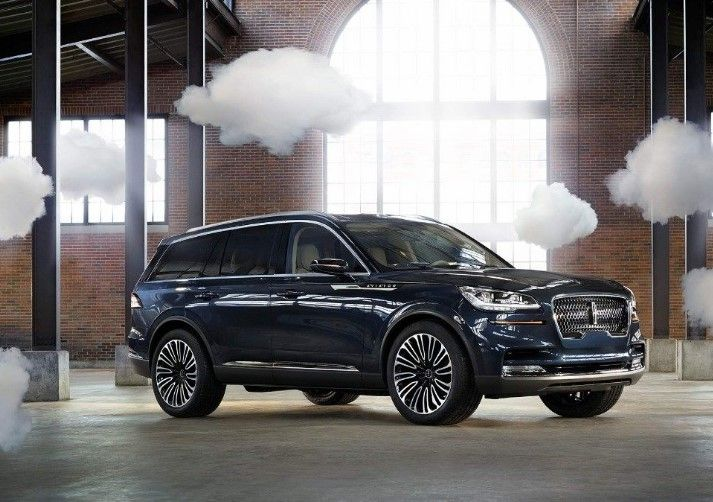 2019 Lincoln Aviator Vehiclenewreport Pinterest