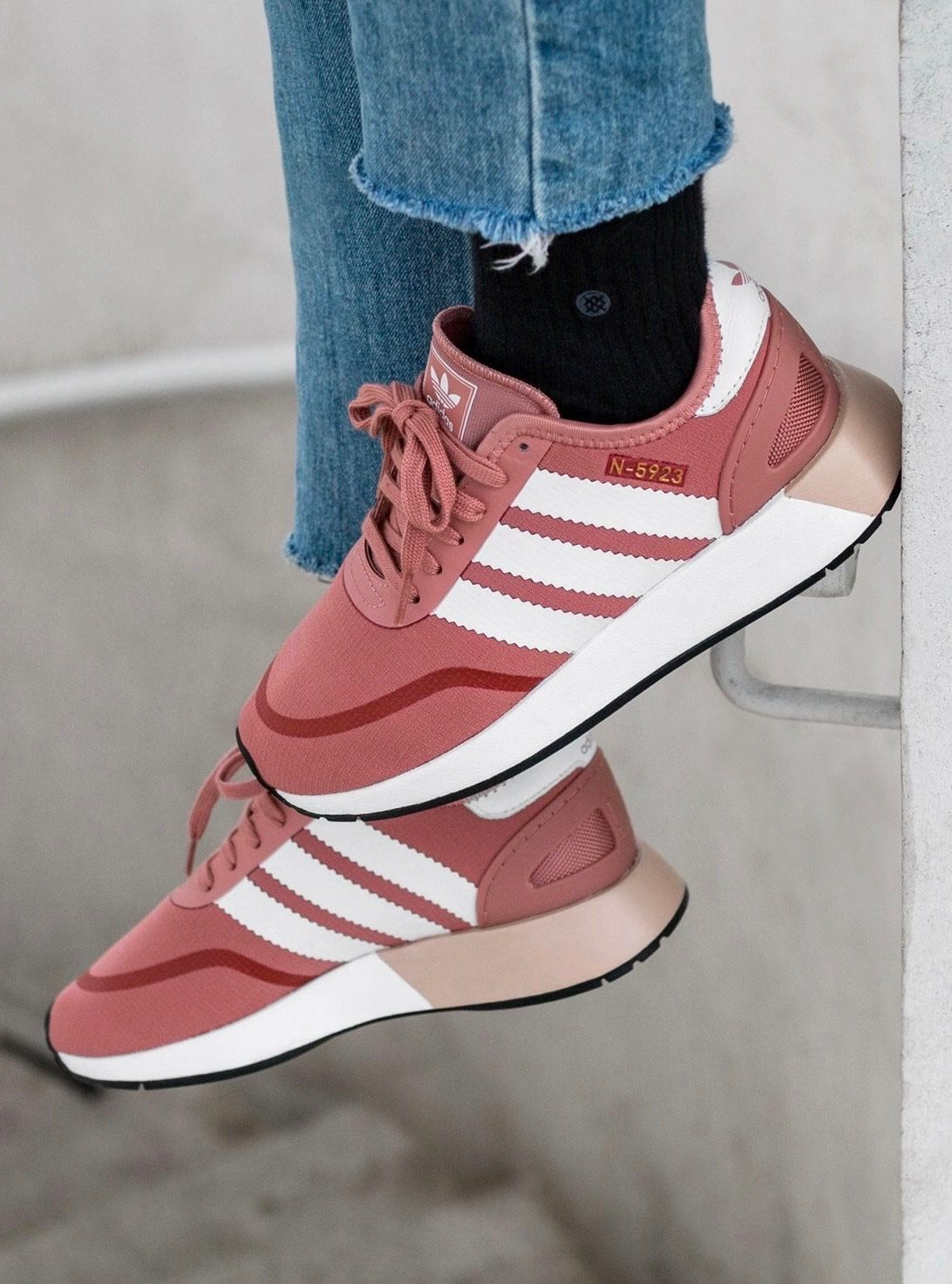 0a3e156f644 adidas Originals N-5923: Pink | Shoes in 2019 | Adidas iniki, Adidas ...